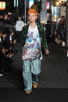 KOCHÉ Presented by H BEAUTY&YOUTH コーシェ バイ エイチ ビューティ & ユース | Amazon Fashion Week TOKYO
