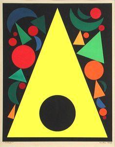 herbin e le forme Joan Miro Paintings, Class Art Projects, Tangram, Math Art, Art Plastique, Elementary Art, Art School, Art For Kids, Shapes