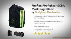 60e038802af8 Fireflex SCBA Mask Bag - only by  FFM!  firefighter  bags  GCS