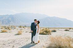 jackie wonders photographer #palmsprings #alcazarhotel #yellowbridesmaids #desertwedding