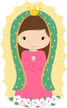 View all images at PNG folder Christmas Vinyl, Blessed Virgin Mary, Blessed Mother, Cute Images, First Communion, Children's Book Illustration, Silhouette Projects, Baby Birthday, Holidays And Events