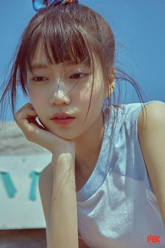 Jueun (주은) is a South Korean singer under MBK Entertainment. She is a member of the girl group DIA and its sub-unit L.