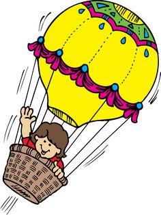 Резултат с изображение за vintage-hot-air-balloon-clipart