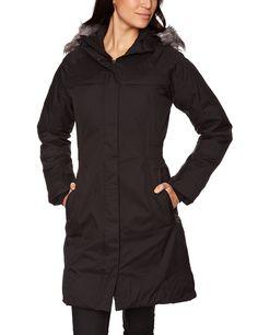 THE NORTH FACE Women's Arctic Parka tnf black (Size: L)