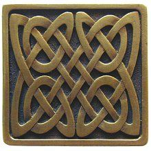 Celtic Isles Cabinet Knob In Antique Brass From Notting Hill Decorative  Hardware
