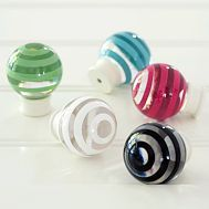 Simple Stripe Knobs