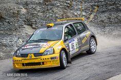Renault Clio RS - David FERRARO / Michel CORNEGLIO