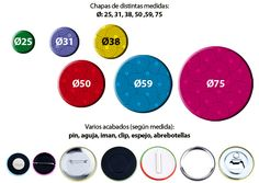 Chapea.com Merchandising - Regalos Publicitarios y Chapas, Pins, Badges, Buttons, Chapitas, Botones Publicitarios, Xapas, Crachás....