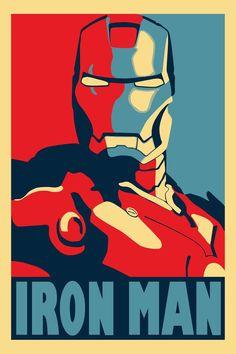 Iron Man Portrait Personage Character Avengers Tony Stark Arc Chest Reactor Marvel Graphic Art Graphic Minimalist Minimal Poster Print