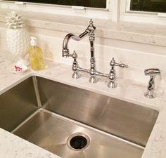 Luxe Report: Luxe Decor: Kitchen Sneak Peek & Happy Thanksgiving!