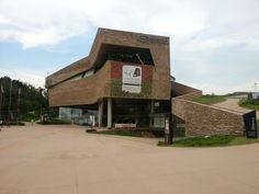 한성백제박물관 (Seoul Baekje Museum in Seoul Seoul, Korean, Museum, Cabin, Culture, History, House Styles, City, Places