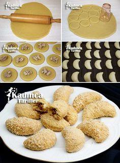 Tahini Halvalı Cookie Recipe, How To - - Humor Culinario Delicious Cake Recipes, Yummy Cakes, Dark Fruit Cake Recipe, Fruit Cocktail Cake, Traditional Wedding Cakes, Free Fruit, Cake Fillings, Holiday Cakes, Crack Crackers