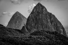 UNESCO World Heritage Site #253: Pitons Management Area in St. Lucia