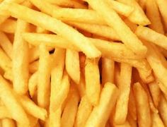 Batata frita na pressão                                                                                                                                                                                 Mais