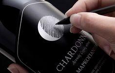 Marketing Vinícola Diseño de etiquetas para botellas de vino personalizadas