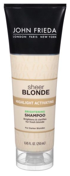 John Frieda Sheer Blonde Shampoo 8.45oz Darker Blondes (3 Pack) >>> You can get more details by clicking on the image.