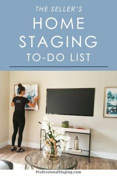 When you're selling a home, home staging is a great marketing technique to sell it faster and for more money. Here's what you can do as a seller to make your home more appealing to buyers.