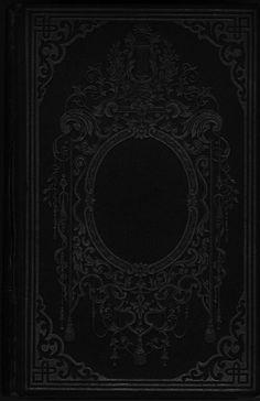 Victorian book binding - Hemens Poetical Works, 1839.