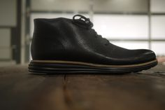 """Cole Haan x fragment Design Limited Edition LunarGrand Chukka """"Friends & Family"""""""