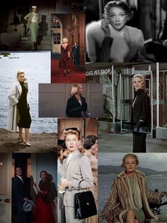 Hitchcock Heroines influence on fashion