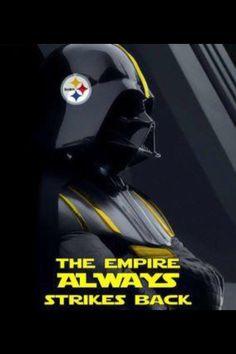 Steelers & Star Wars -- Nice