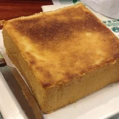 The best butter toast ever....