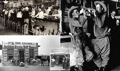 19th century photographs reveal the brawl-heavy, liquor-filled world of cowboy saloons