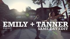 Emily and Tanner - Moetic Films Same Day Edit