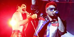 Adam Lambert on Touring With Queen - Adam Lambert Is a Queen Frontman for the 21st Century