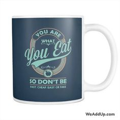 """A nice daily reminder with your morning cup of coffee or tea!  When you purchase this mug you support the work of #marchagainstmonsanto volunteers around the world!  Get yours at WeAddUp.com (type """"Easy"""" into the search box). #monsantosucks  #stopmonsanto  #fuckmonsanto  #labelgmos #boycottmonsanto  #monsantokills  #glyphosatekills #nongmo  #occupywallstreet  #ecofriendlyfashion  #climatechangeisreal  #buylocal #youmatter  #wholefoods #bethechange  #organic #organicfood  #organico…"""
