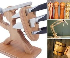 Got Wood? - Make Wooden Gadgets
