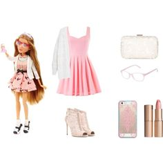 Project MC2 Adri Themed Outfit