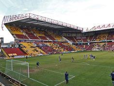 Valley Parade, Bradford City FC. (Visits: 1)