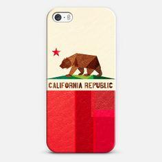 California iPhone 5s case by Fimbis | Casetify   #casetify #californiaflag #california #cali #red #iphone #typography #californiarepublic #green #style #stylish #fashionblogger #bear #fashion #usa #cases #flags #cool