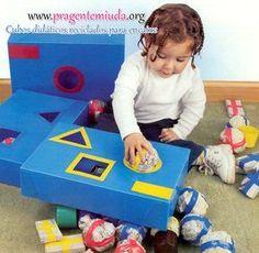 Bildresultat för atividades educação infantil coordenação motora grossa berçário