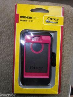 $19.99 obo + FREE SHPG! IOB OTTERBOX DEFENDER Case iPhone 4/4S Military CAMO URBAN PINK IMD Design! On @eBay! http://r.ebay.com/E9AMVy