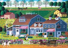 Buffalo Games Large Piece Charles Wysocki, Prairie Wind Flowers - 300pc Jigsaw Puzzle Buffalo Games http://www.amazon.com/dp/B00FNHV0JU/ref=cm_sw_r_pi_dp_Hsc8tb0D3WH33