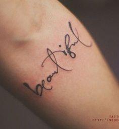 Minimalistic Tattoo 28