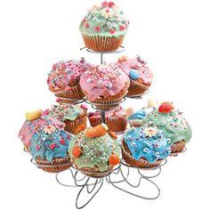 Muffinständer - Muffins köstlich präsentiert wie beim Konditor!