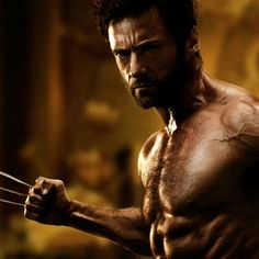 The Wolverine. Yes please!!!