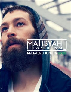 Matisyahu. Live at Stubbs volumes 1 and 2 are my favorites :)