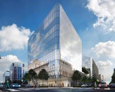 Construction begins on Herzog & de Meuron's Conrad hotel in Washington