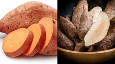 Batatas doce e yacon: a dupla do bem para a saúde