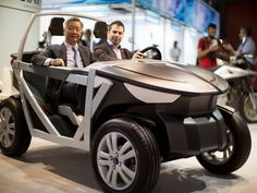 Open source DIY electric car can be built in less than an hour #usuextensionsustainability