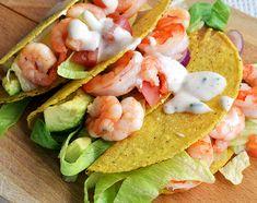 De combinatie van garnalen met knisperende tacoshells, geweldig! Deze garnalentaco's met avocadosalade moet je dan ook echt eens proberen.