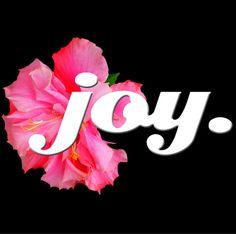 "JOY ~ ""Journey Of You"""