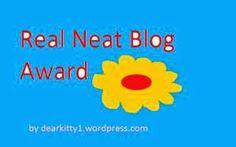 Antonia van Zandt: A Real Neat Blog Award