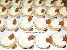 Cadburys Flake topped Cupcakes