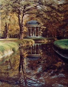 The English Garden of Marie Antoinette