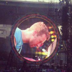 Chris Martin on Keyboard ♥